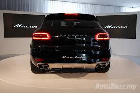 porsche price 2016 2014 porsche macan officially available in malaysia price from