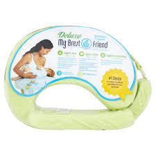 my brest friend green deluxe feeding and nursing pillow walmart com