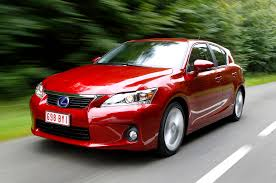 lexus ct200h se i review autocar