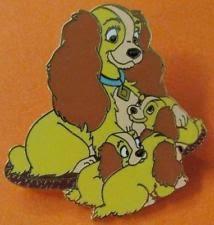 lady tramp pins ebay