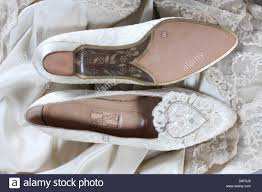 wedding shoes london an undated handout file shows duplicates of the wedding shoes of