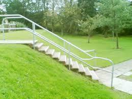 Outdoor Metal Handrails Handrails U0026 Balustrades Manufacture Fabrication Fleetwood