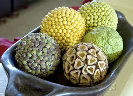 fragrant autumn decoration ideas make decorative potpourri balls