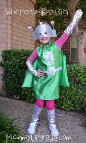 super martian robot costume fancy dress