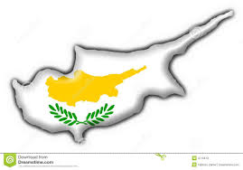 Map Of Cyprus 3d Flag Map Of Cyprus Stock Photos Image 5979353
