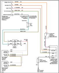 1998 dodge ram 1500 headlight switch wiring diagram wiring