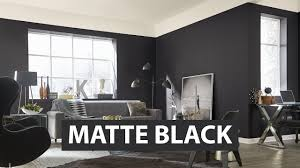 sherwin williams duration home interior paint colors we love matte black sherwin williams youtube