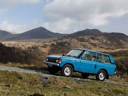 land rover classic my favorite 1970 range rover