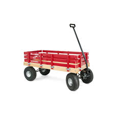 berlin flyer loadmaster wooden wagon f600 the home depot