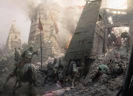 siege of carcassonne artstation jose daniel cabrera peña