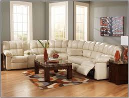Red Leather Sectional Reclining Sofa Sofas  Home Decorating - Ricardo leather reclining sofa