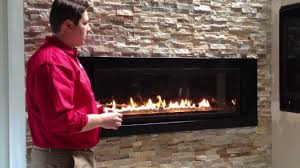 napoleon linear gas fireplace lv50 propane natural gas product