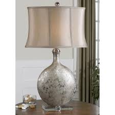 Uttermost Table Lamps Uttermost Canino Mercury Glass Table Lamp Free Shipping Today