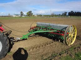 low acreage haying