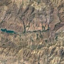 tehran satellite map map of tehran iran area and satellite map