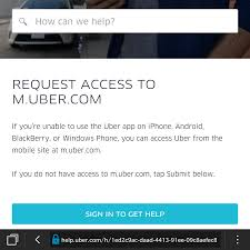 how to get uber on blackberry 10 devices like passport and classic