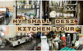 how to arrange small kitchen without cabinets my small kitchen organization indian kitchen tour organize