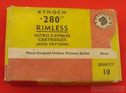 martini henry ammo kynoch 280 ross cartridges