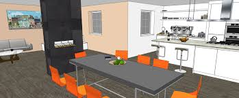 100 kitchen design sketch one point perspective living room