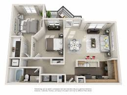 High Rise Apartment Floor Plans One U0026 Two Bedroom Floor Plans City View Apartments