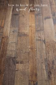 how to if you wood floors