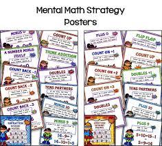 best 25 math strategies posters ideas on pinterest math