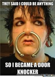 Door Meme - door knocker by danmacalow meme center