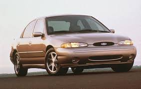 1996 ford contour information and photos zombiedrive