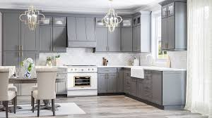 grey kitchen cabinets wood floor 5 easy steps to match your countertops cabinets and floors