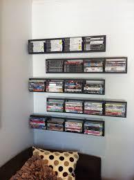 wall shelves design wall mounted dvd shelves storage cabinet dvd