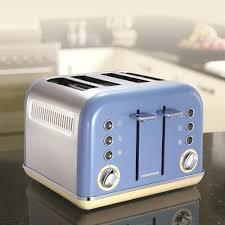 Cuisinart Toaster 4 Slice Kitchenaid Blue Tea Kettle Shop Toasters Stylish Electric 2 Slice
