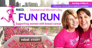 women s mater international women s day fun run