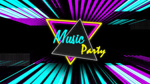 music party abstract after effects templates f5 design com