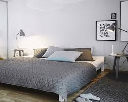 Nordic Bedroom by Scandinavian Design Bed Dania The Nordic Inspired Bolig Bed Is