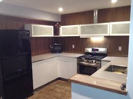 my ikea kitchen install floor paneling countertops sink