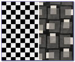 Black White Runner Rug Black And White Checkered Rug Runner Rugs Home Design Ideas