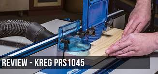 kreg prs1045 precision router table system kreg prs1045 router table product review toproutertables com