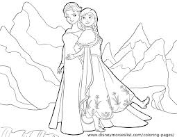 13 best frozen coloring pages images frozen story coloring pages
