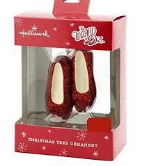 hallmark wizard of oz dorothy ruby slippers