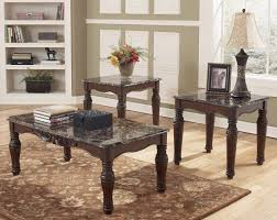 ashley furniture kitchen sets north shore faux marble coffee table set by ashley furniture my