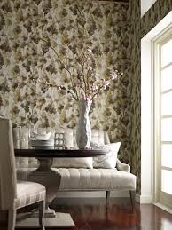 modern wallpaper in silver design by york wallcoverings york wallpaper candice olson