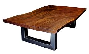 Walnut Slab Table by Rustic Table Legs Diy Live Edge Wood Dining Room Table With Steel