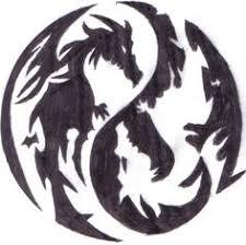Ying Yang Tattoo Ideas Awesome Tiger And Dragon Yin Yang Tattoo Idea Samurai Art