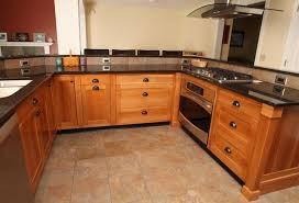 Prairie Style Kitchen Cabinets Mission Style Cabinets Cherry Beadboard Mission Style Kitchen