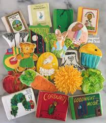 Oscar The Grouch Pumpkin Decorating by Children U0027s Book Cookies Sugared And Iced