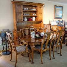 dining room set with hutch dining room set with hutch u2013 acosta u0027s consignment