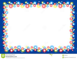 Free Halloween Borders And Frames Christmas Lights Border Frame 2 Digital Frames U0026 Borders U0026 Die