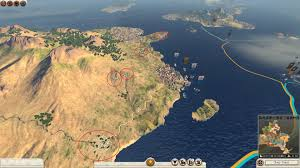 Journey Map Mod Total War Rome Ii Mods Pc Editorial Gamewatcher