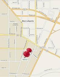 Std Map Basham Rentals Map To Office