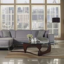 Noguchi Glass Coffee Table Centerpieces For A Triangle Glass Coffee Table Search